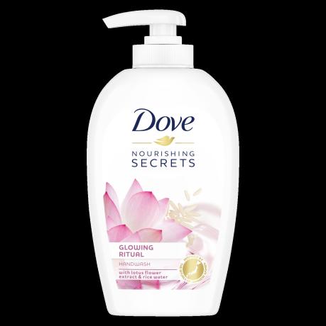 Tekuté mýdlo Dove Glowing Lotusový květ 250ml