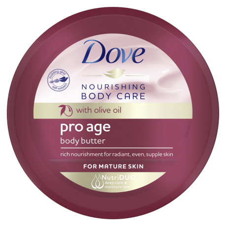 Dove Nourishing Body Care Pro Age Body Butter