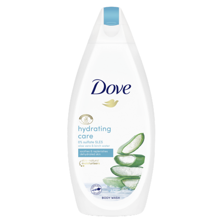 Dove Hydrating Care Body Wash