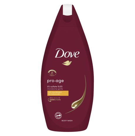 Dove Pro Age Body Wash 450ml