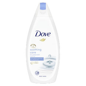 Dove Soothing Care Body Wash 450ml