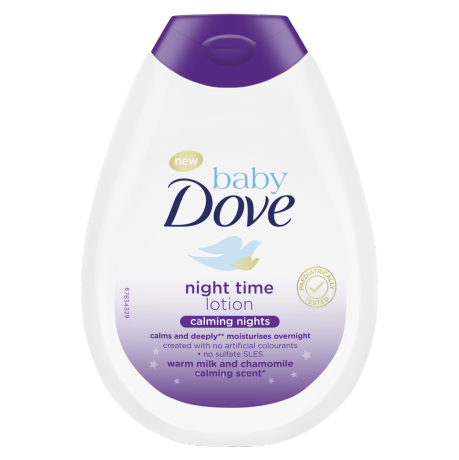 Baby Dove Calming Nights Lotion 400ml