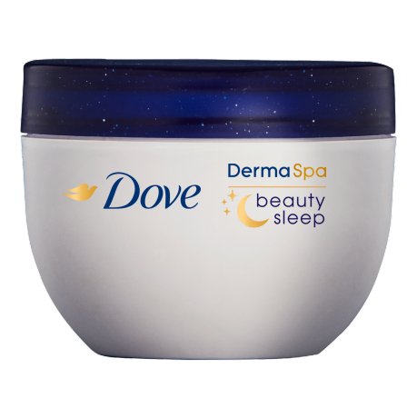 Dove DermaSpa Beauty Sleep Midnight Melting Body Balm