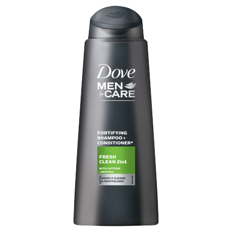 Dove Men+Care Fresh & Clean Fortifying 2in1 400ml