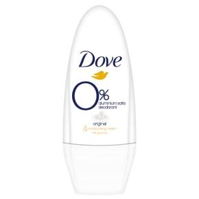 Dove 0% Aluminium Original Roll-on Deodorant 50ml