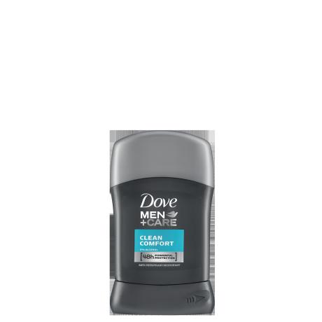 Dove Men+Care Clean Comfort Deodorant Stick 50ml