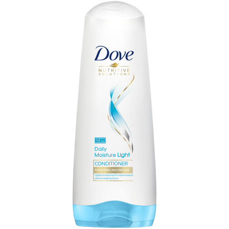 Dove Daily Moisture Light Conditioner 350ml