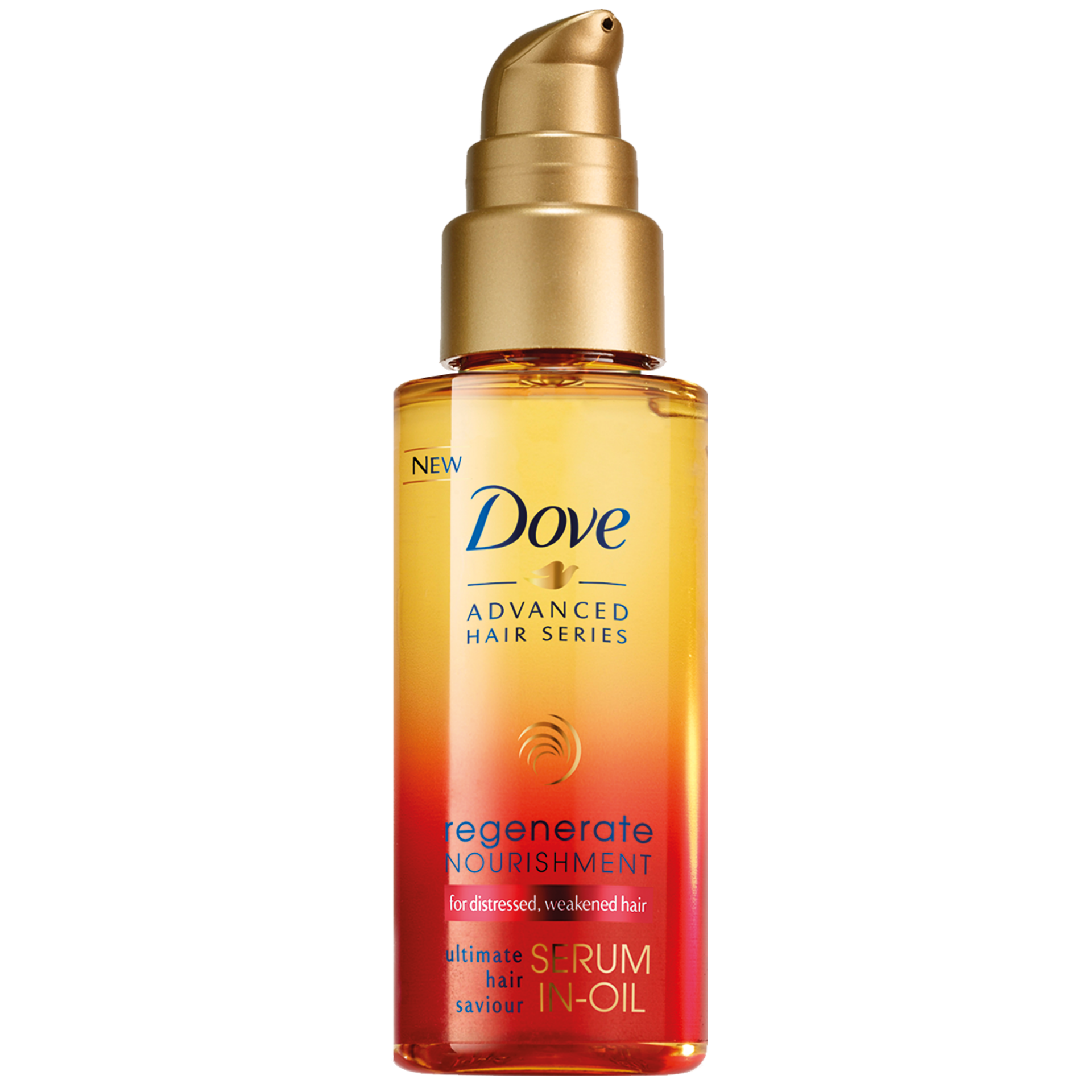 Dove Regenerate Nourishment Serum In Oil