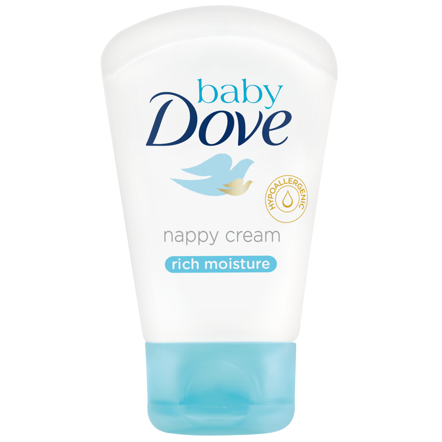 Baby Dove Rich Moisture Nappy Cream