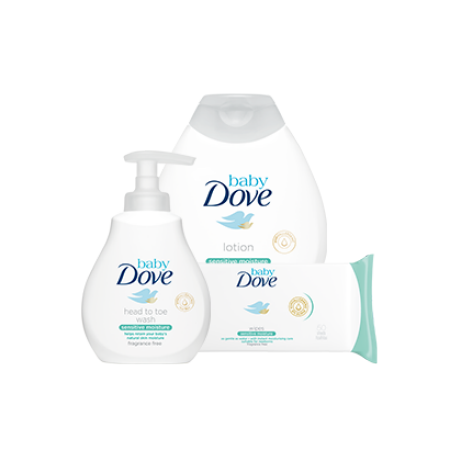Dove Sensitive Moisture