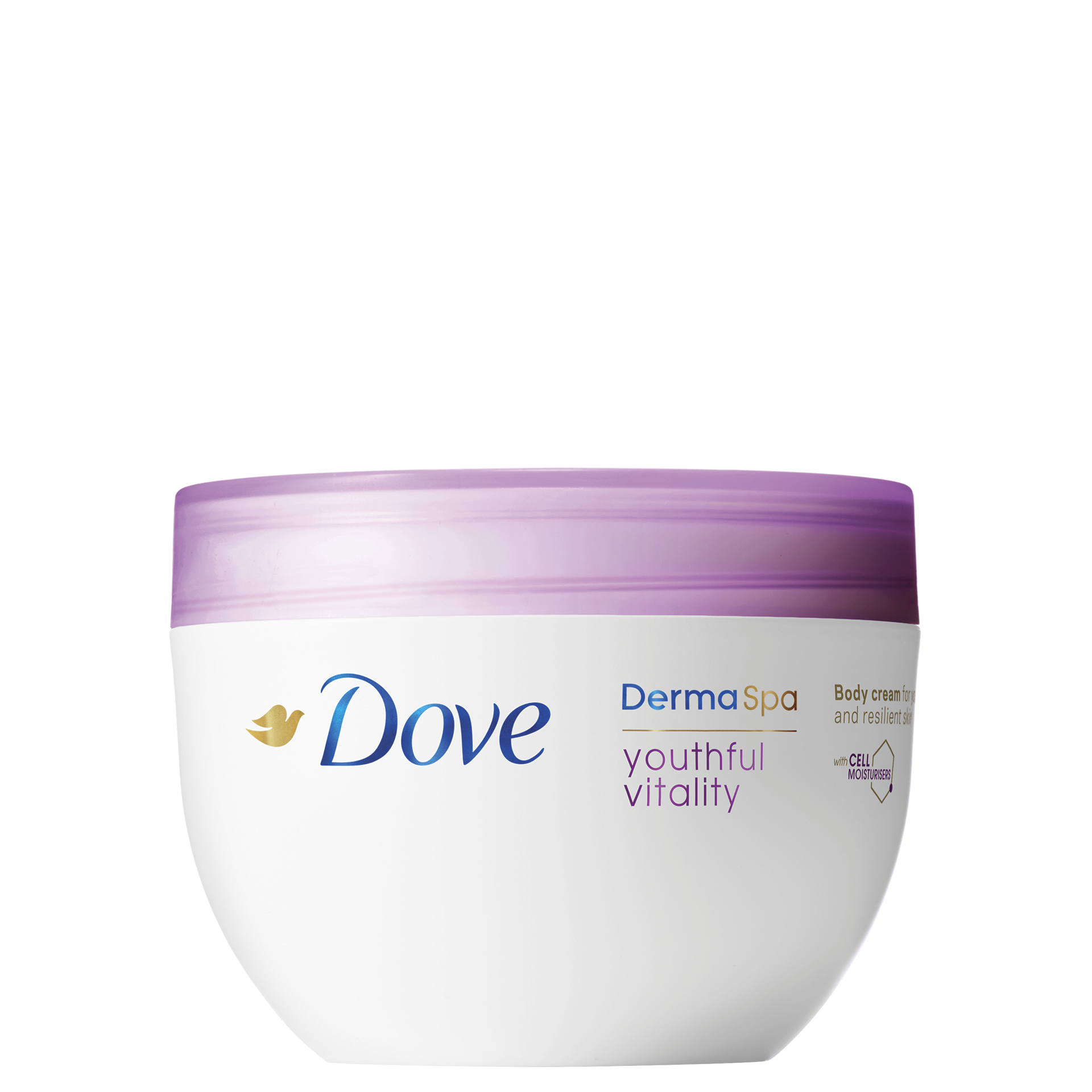 Dove Dermaspa Youthful Vitality Body Cream