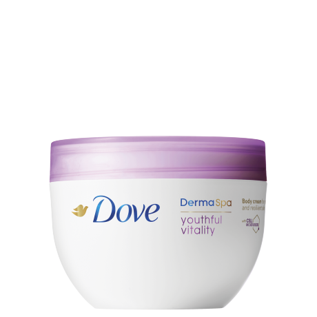 Dove DermaSpa Youthful Vitality Body Cream 300ml