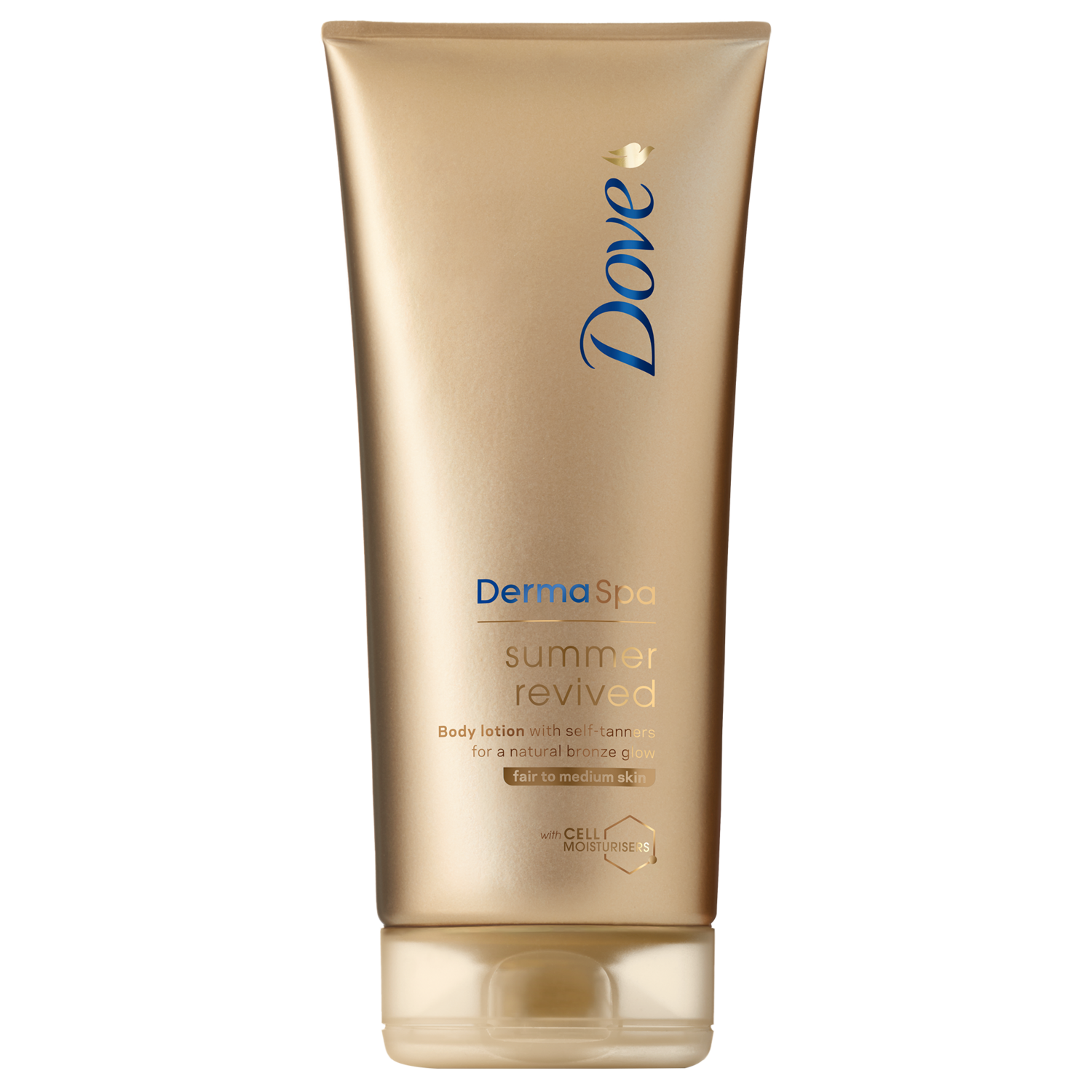 Dove Dermaspa Summer Revived Self Tanning Body Lotion