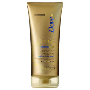 Dove Derma Spa Summer Revived Shimmer Body Lotion 200ml