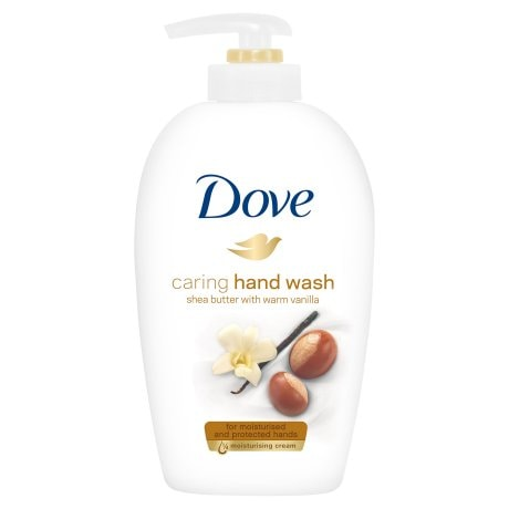Dove Purely Pampering Shea Butter with Warm Vanilla Hand Wash 500ml