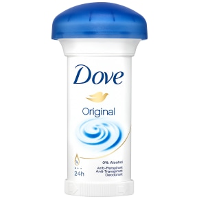 Dove Original Antiperspirant Deodorant Cream 50ml