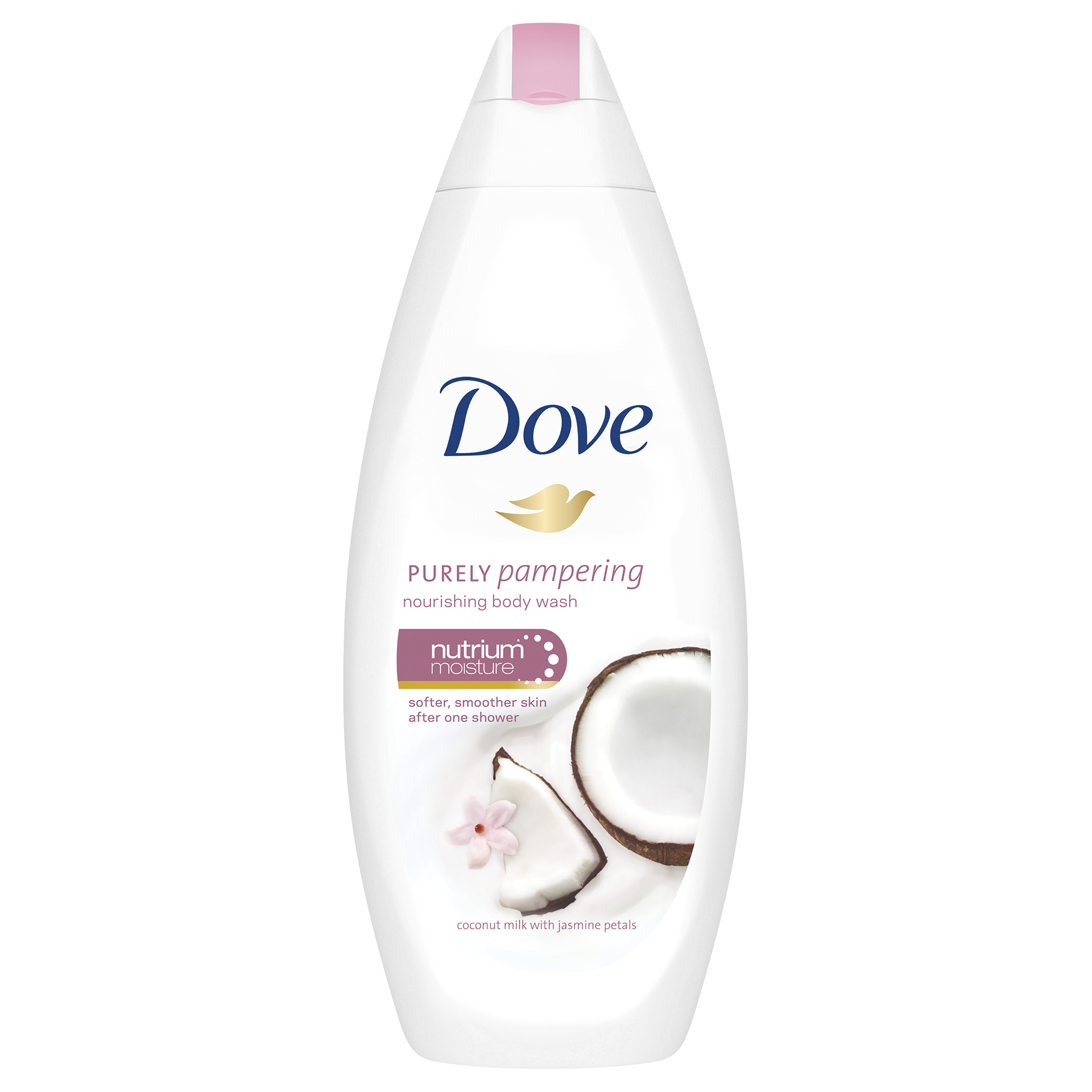 Dove Purely Pampering Coconut Milk With Jasmine Petals