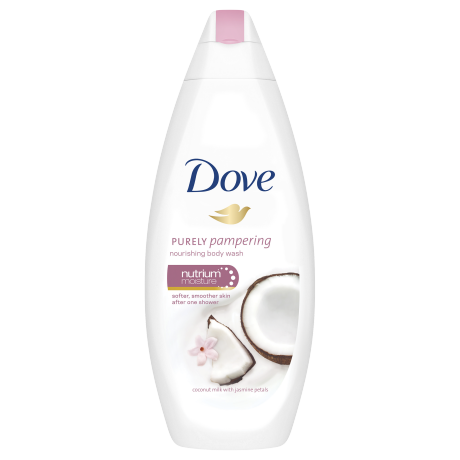 Dove Purely Pampering Coconut Milk with Jasmine Petals Body Wash 250ml