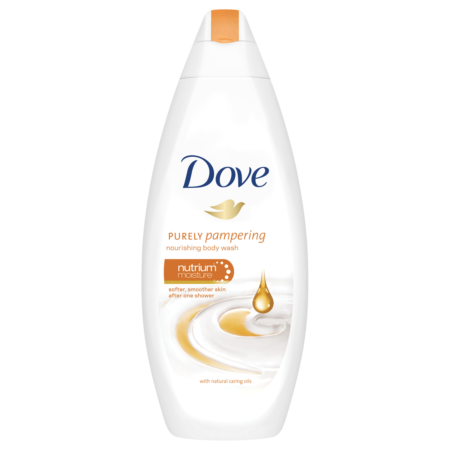 Dove Purely Pampering Natural Caring Oil Body Wash