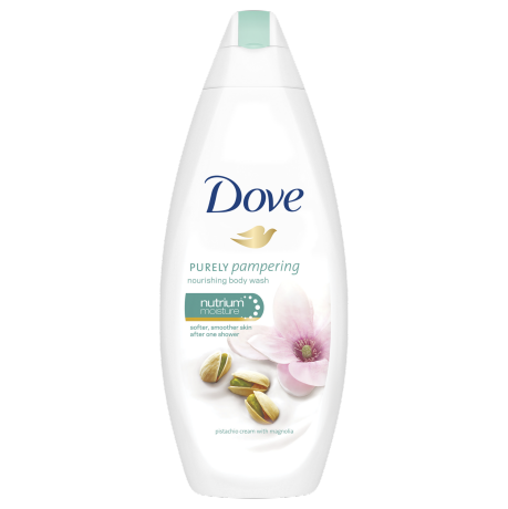 Dove Purely Pampering Pistachio Cream with Magnolia Body Wash 250ml