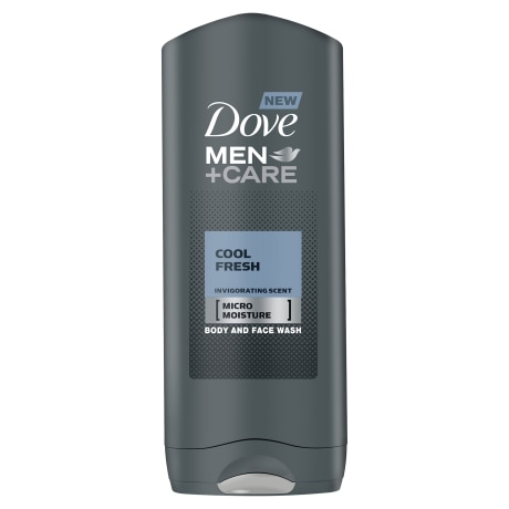 Dove Men+Care Body and Face Wash Cool Fresh