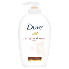 Dove Supreme Fine Silk Hand Wash 250ml