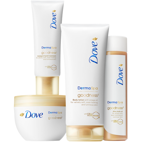 Dove DermaSpa Nutri Essence³