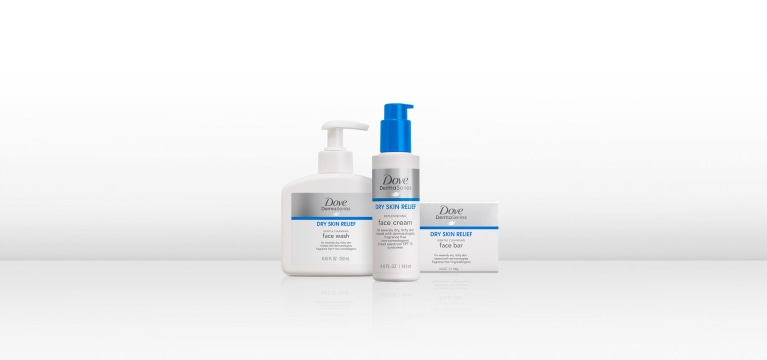 Cuidado facial Dove DermaSeries