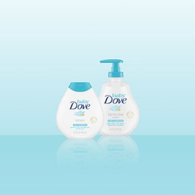 Baby Dove Hugs & Kisses fragrance