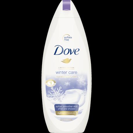 Dove Winter Care Body Wash 22 oz