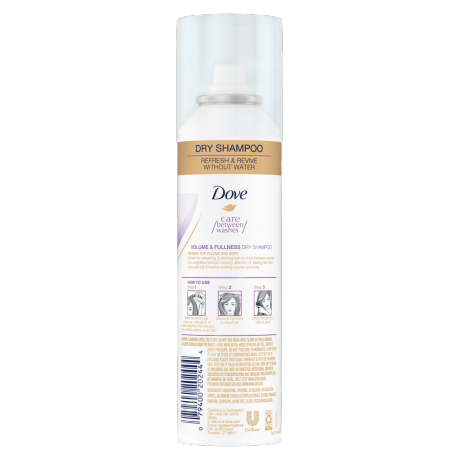 Dove Volume and Fullness Dry Shampoo 5 oz