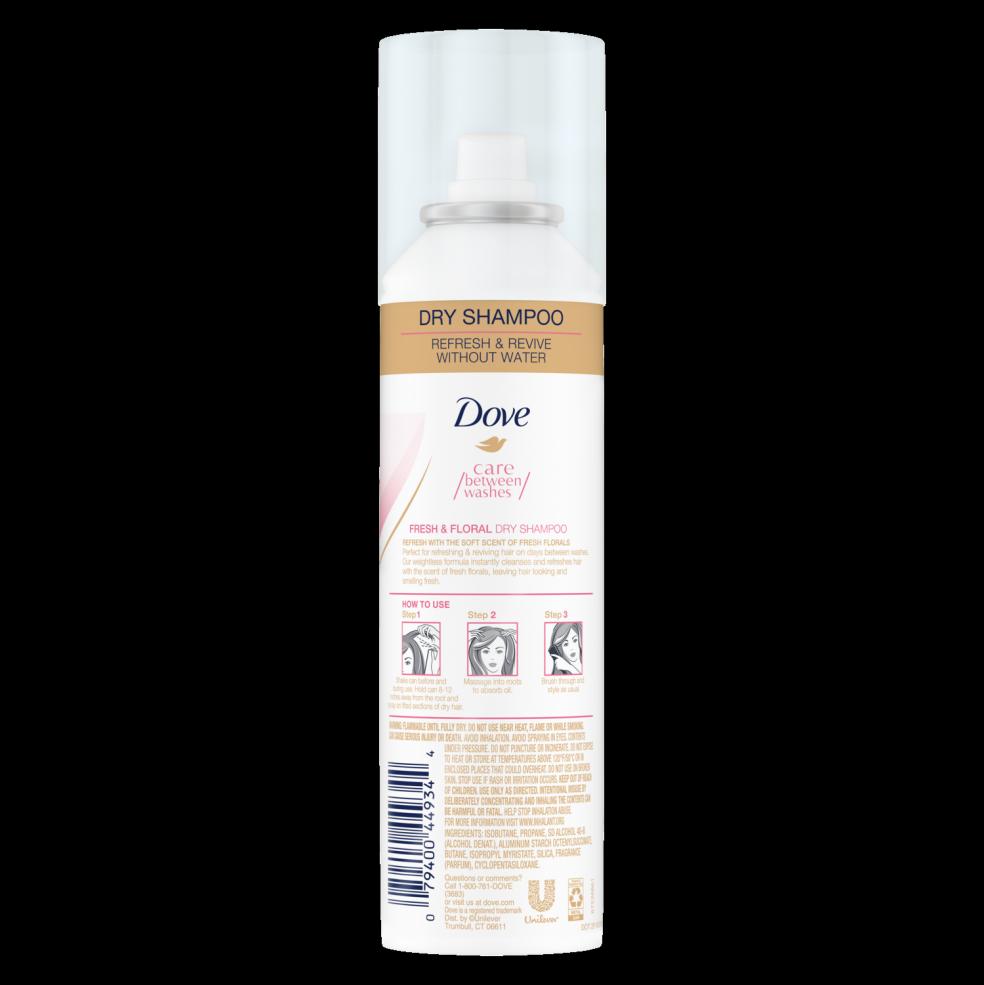 Dry Shampoo Dove Dove