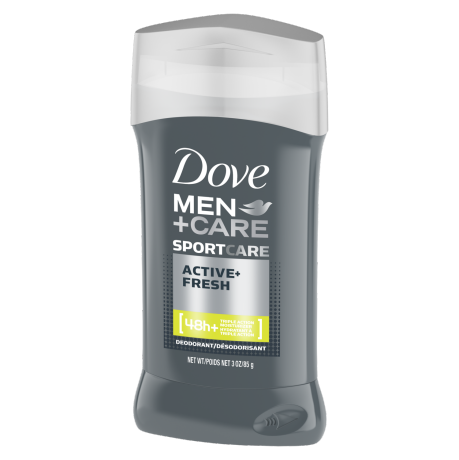 Dove Men+Care SPORT Deodorant Stick Active+Fresh 3 oz