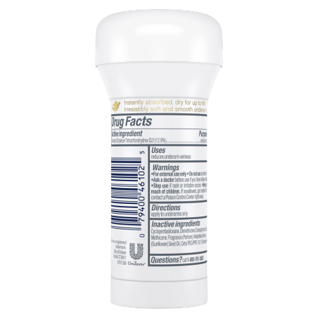 Dove Dry Serum Antiperspirant Deodorant Jasmine Touch 1.7oz