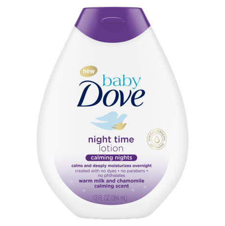 Baby Dove Calming Nights Lotion 13 oz