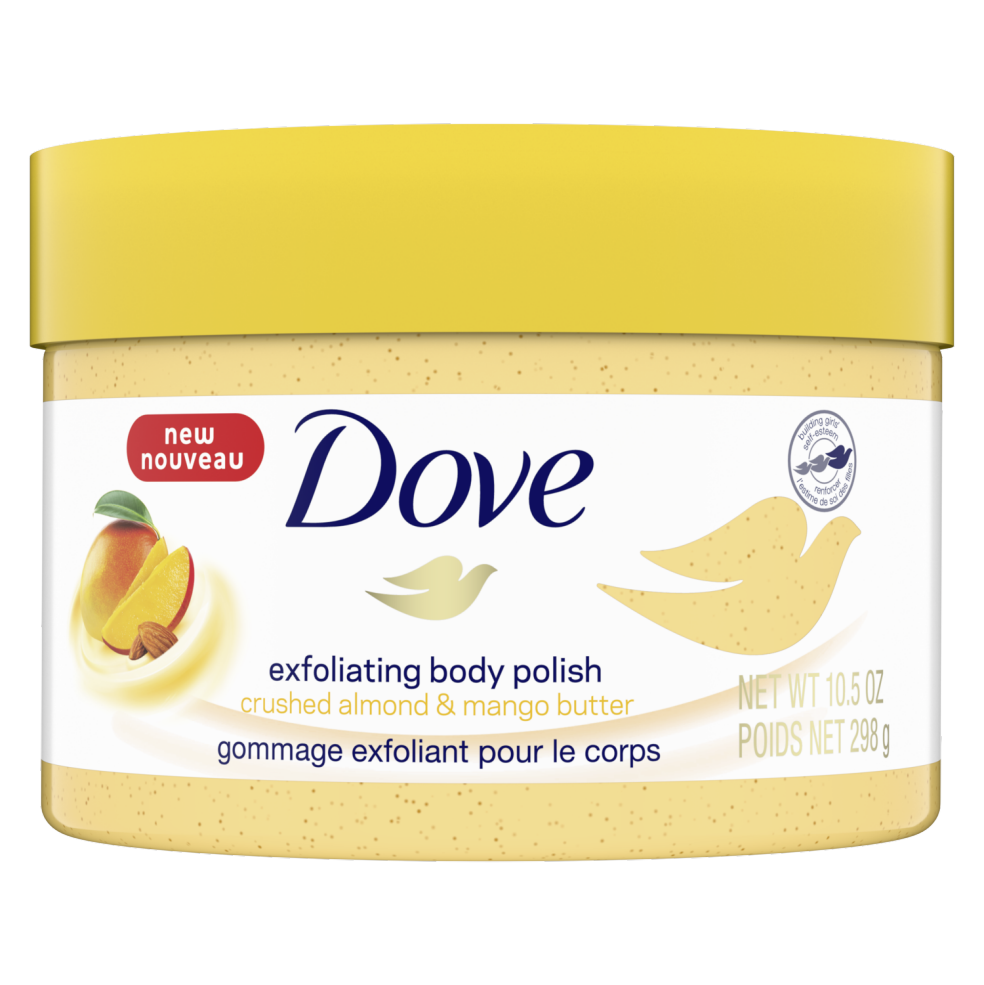 Dove Exfoliating Body Polish Dove