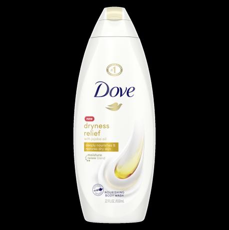 Dove Dryness Relief Body Wash With Jojoba Oil