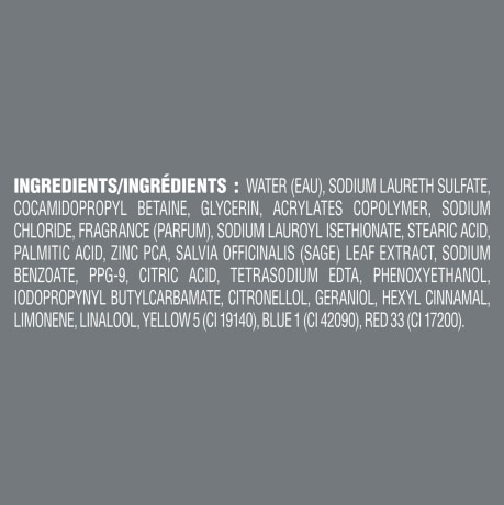 PNG - Dove Men+Care Elements Body Wash Mineral + Sage Effectively Washes Away Bacteria While Nourishing Your Skin 18 oz