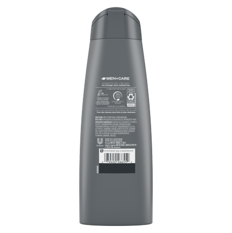 Dove Men+Care Thick and Strong Fortifying 2in1 Shampoo + Conditioner 12 oz BOP