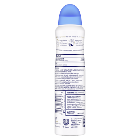 PNG - Dove Antiperspirant Deodorant Nourished Beauty 3.8 oz