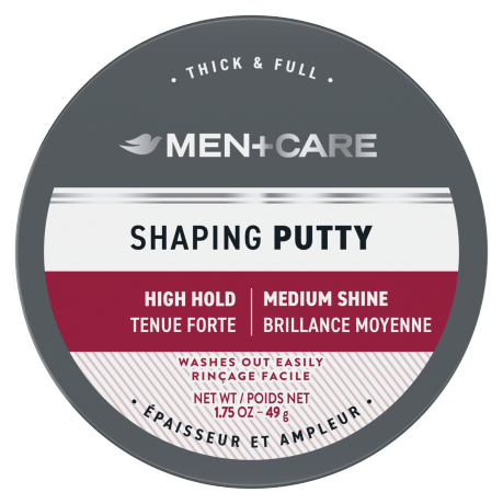 Dove Men+Care Thick & Full Shaping Putty Top View