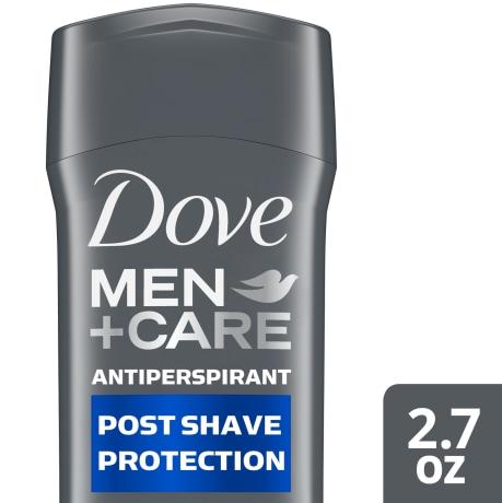 Dove Men+Care Post Shave Antiperspirant Stick 2.7 oz simple