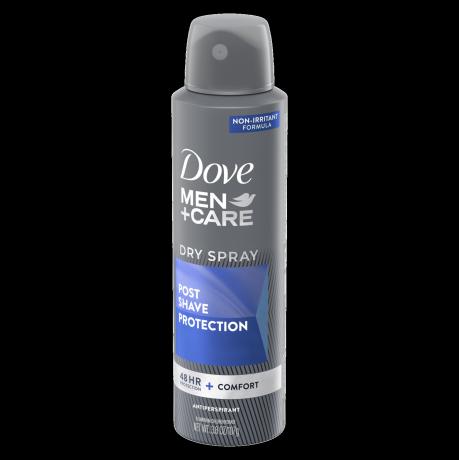 Dove Men+Care Post Shave Post Shave Dry Spray Antiperspirant 3.8 oz back