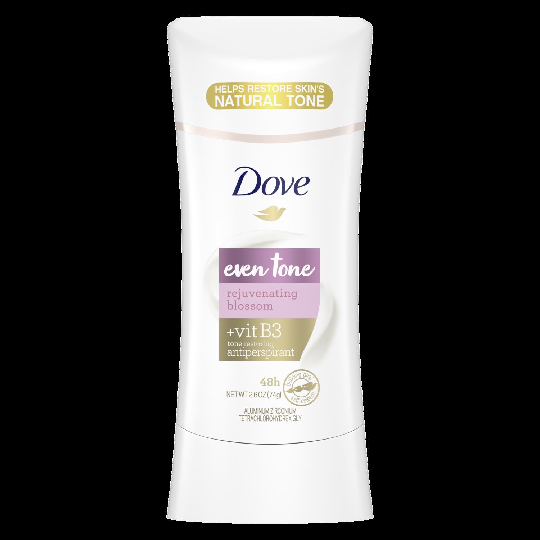Dove Even Tone Antiperspirant Restoring Powder