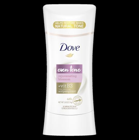 Dove Even Tone Antiperspirant Deodorant Rejuvenating Blossom 2.6oz