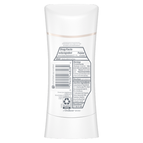 Dove Even Tone Antiperspirant Deodorant Calming Breeze 2.6oz