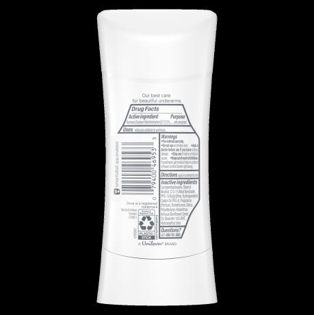 Dove Advanced Care Antiperspirant Deodorant Clear Minerals 2.6oz