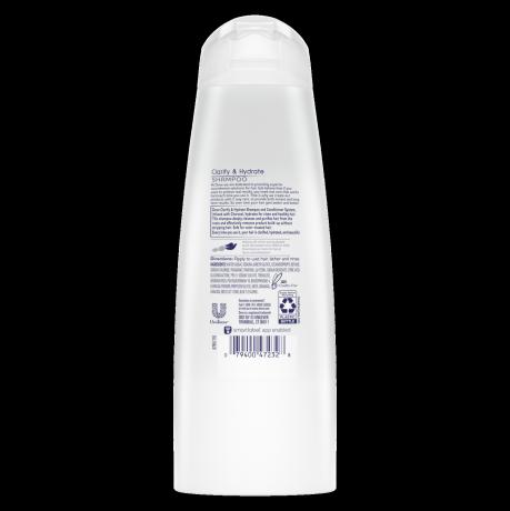 Dove Nutritive Solutions Clarify & Hydrate Shampoo 12z
