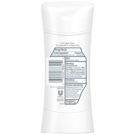 Dove Advanced Care Caring Coconut Antiperspirant 2.6 oz