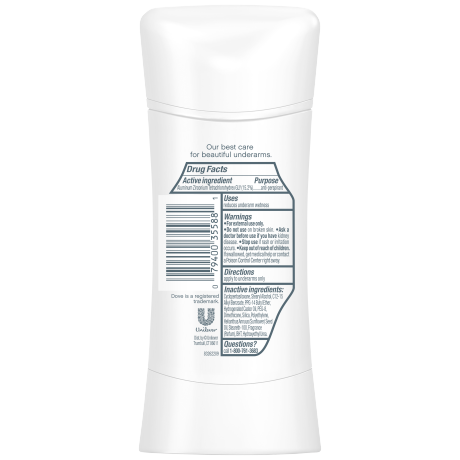 Dove Advanced Care Sensitive Antiperspirant 2.6 oz